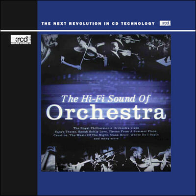 The Royal Philharmonic Orchestra 하이파이 사운드 오브 오케스트라 (The Hi-Fi Sound Of Orchestra)
