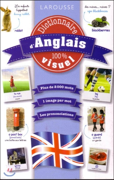 Dictionnaire d'Anglais visuel