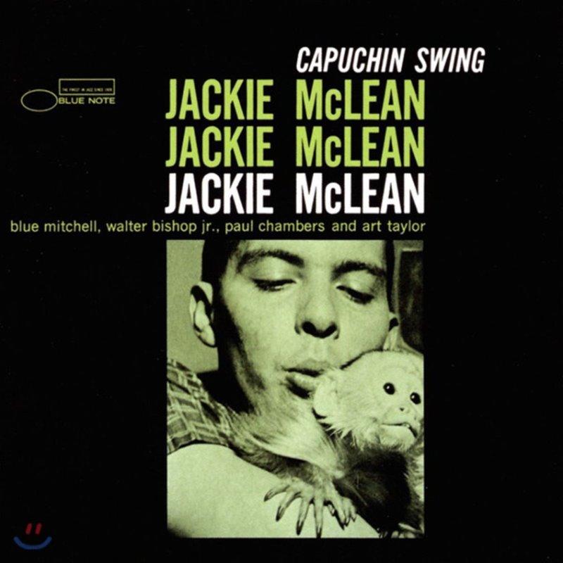 Jackie McLean - Capuchin Swing [LP]