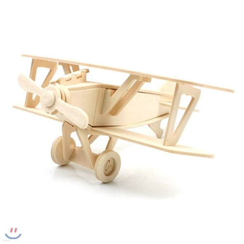 Wood Craft -  Airplane(비행기)