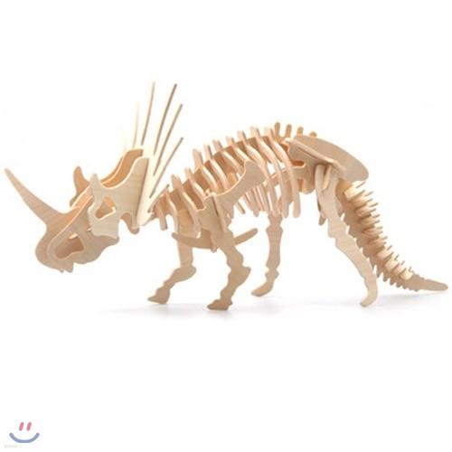Wood Craft -  STYRACOSAURUS 공룡만들기