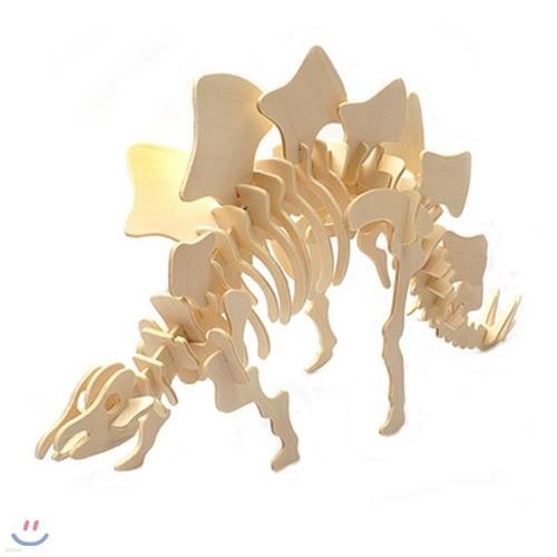 Wood Craft -  STEGOSAURUS 공룡만들기