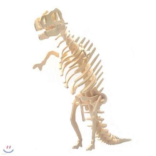 Wood Craft -  SPINOSAURUS 공룡만들기