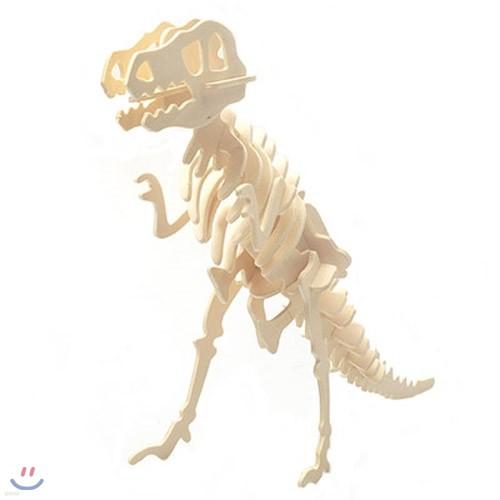 Wood Craft -  TYRANNOSAURUS 공룡만들기