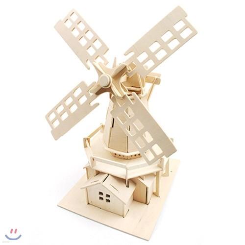 Wood Craft -  Windmill(풍차)