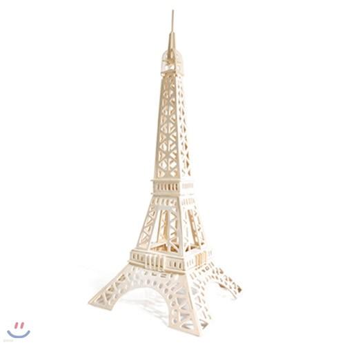 Wood Craft -  Eiffel Tower(에펠탑)
