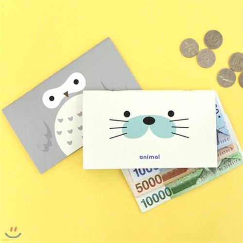 1000애니멀용돈기입장(랜덤발송)