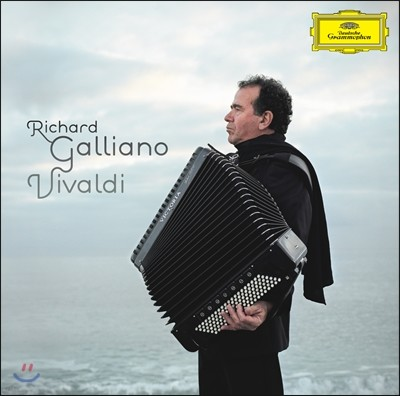 Richard Galliano 비발디 앨범: 사계 [아코디언 편곡 연주반] (Vivaldi: The Four Seasons) 리차드 갈리아노