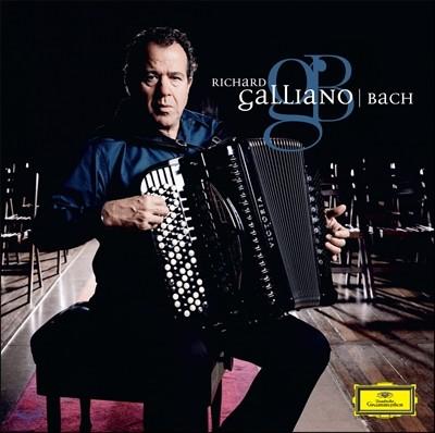 Richard Galliano 아코디언으로 연주하는 바흐 : 바이올린 협주곡, 전주곡 외 - 리차드 갈리아노 (Bach)