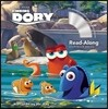 Finding Dory Read-along Storybook + CD