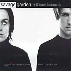 Savage Garden -  Savage Garden + 8 Track Bonus CD (Special Package)