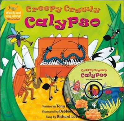 [노부영]Creepy Crawly Calypso (Paperback & CD Set)
