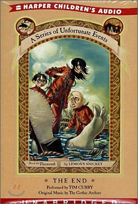 A Series of Unfortunate Events #13 The End : Audio Cassette