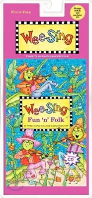 Wee Sing Fun 'n' Folk (Book + CD)