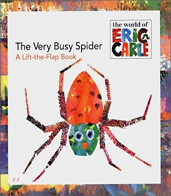 The World of Eric Carle : The Very Busy Spider