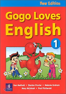 Gogo Loves English 1 : Student Book (New Edition)