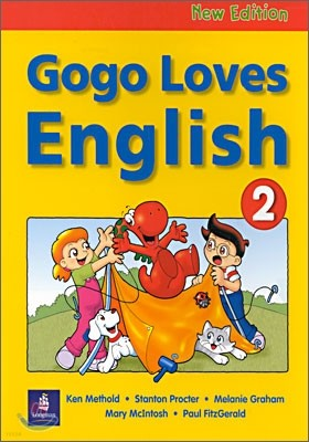 Gogo Loves English 2 : Student Book (New Edition)
