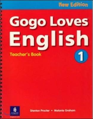 Gogo Loves English 1 : Teacher's Book (New Edition)