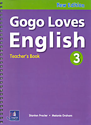 Gogo Loves English 3 : Teacher's Book (New Edition)