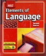 HOLT Elements of Language : Second Course (Grade 8)