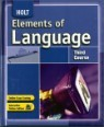 HOLT Elements of Language : Third Course (Grade 9)