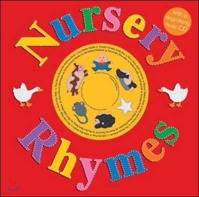 [노부영] Nursery Rhymes Touch & Feel (미국판)