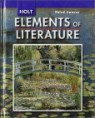 HOLT Elements of Literature : Third Course (Grade 9)