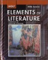 HOLT Elements of Literature : Fifth Course (Grade 11)
