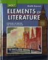 HOLT Elements of Literature : Sixth Course (Grade 12)