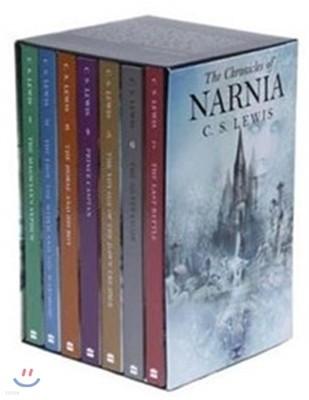 The Chronicles of Narnia Box Set : 나니아 연대기 7권 세트