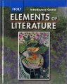 HOLT Elements of Literature : Introductory Course (Grade 6)