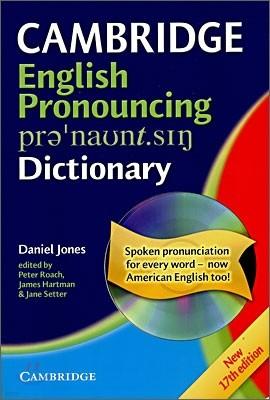 Cambridge English Pronouncing Dictionary : 17th Edition