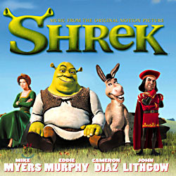 Shrek (슈렉) O.S.T