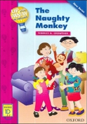 Up and Away in English Reader 1D - The Naughty Monkey