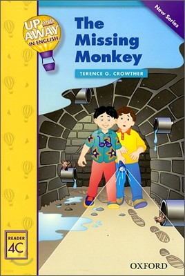Up and Away in English Reader 4C - The Missing Monkey