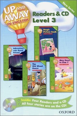 Up and Away in English Readers & CD : Level 3