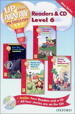 Up and Away in English Readers & CD : Level 6