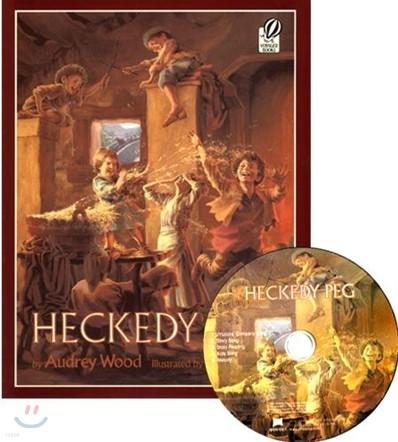 [노부영]Heckedy Peg (Paperback & CD Set)