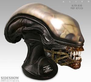 Alien 1:1 Head Prop Replica (에일리언 1:1 실제크기 헤드 / 전세계 500 한정)