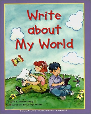 Just Write Book B : Write about My World - Student's Book