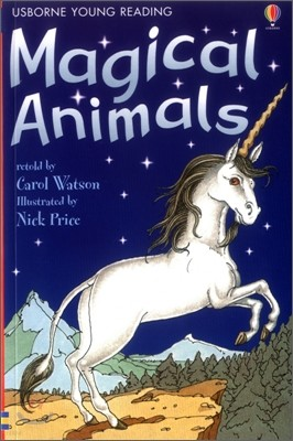 Usborne Young Reading Level 1-11 : Magical Animals