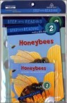 Step Into Reading 2 : Honeybees (Book+CD+Workbook)