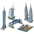 [스콜라스 본사직영] 세계 유명 미니 건축물 시리즈 3 입체퍼즐 만들기 교구