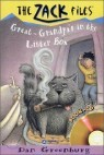 The Zack Files 1 : Great-Grandpa's in the Litter Box (Book+CD)