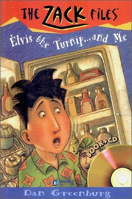 The Zack Files 14 : Elvis the Turnip...and Me (Book+CD)