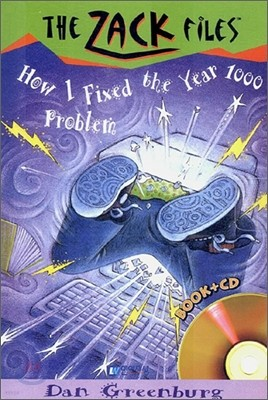 The Zack Files 18 : How I Fixed the Year 1000 Problem (Book+CD)