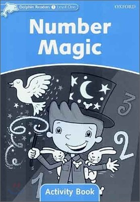 Dolphin Readers 1 : Number Magic - Activity Book