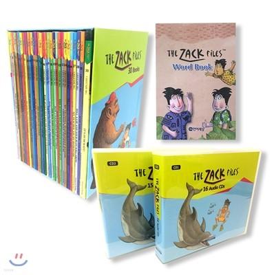 The Zack Files #1~30 직수입도서 (오디오CD 31장, 단어장 증정)