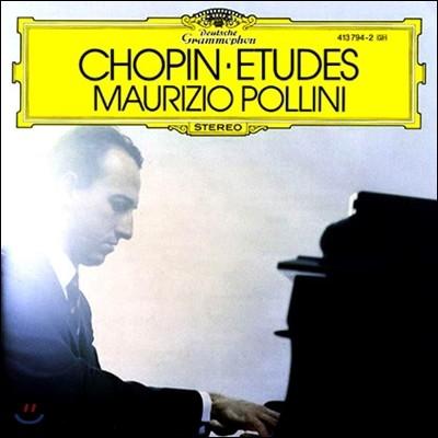 Maurizio Pollini 쇼팽: 연습곡 (Chopin: Etudes Op.10 & Op.25) 마우리치오 폴리니