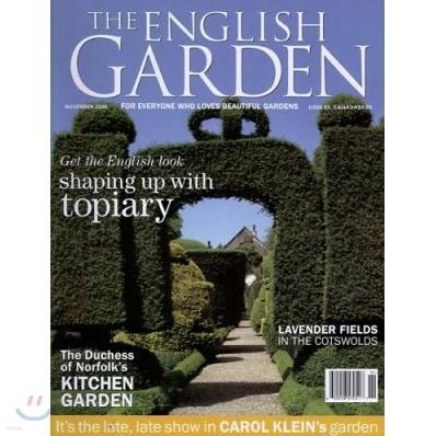 [정기구독] The English Garden (월간)